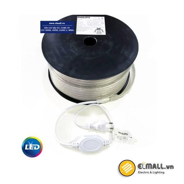 Đèn led dây 5.6W/M DLI White 31086 Philips