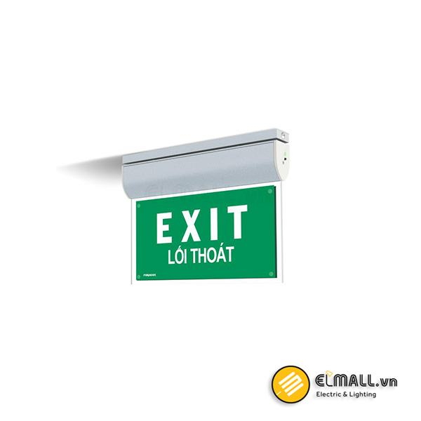 Đèn thoát hiểm Exit 7W PEXM27U Paragon