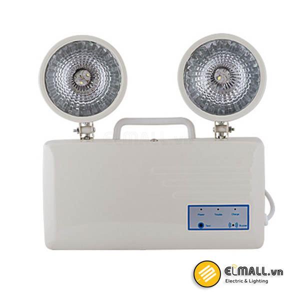Đèn led chiếu sáng khẩn cấp D KC01/2W Rạng Đông