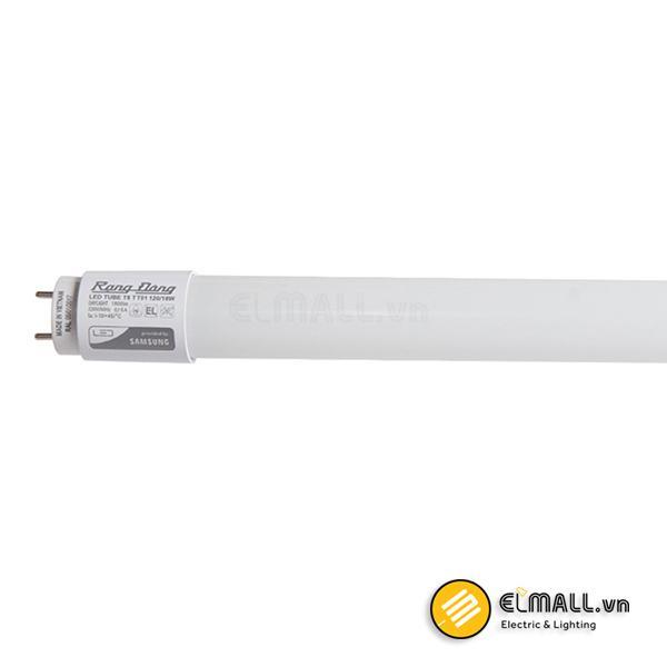 Đèn led tuýp LED TUBE T8 N02 120/18W (S) thủy tinh Rạng Đông