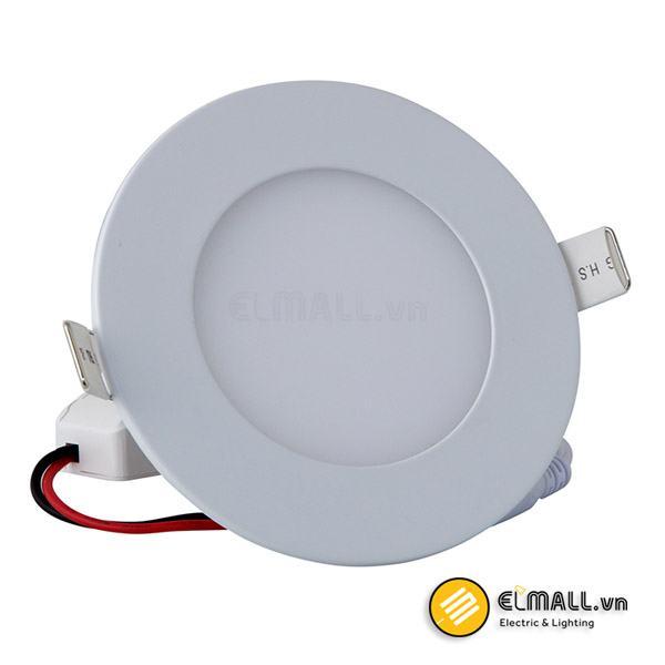 Đèn led panel 12W D160 D PT03L Rạng Đông