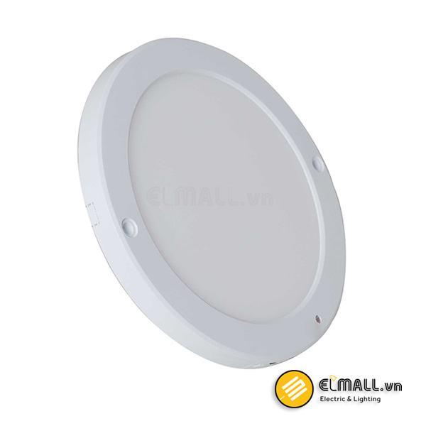 Đèn led ốp trần D LN11L 220/18W PIR Cảm biến Rạng Đông