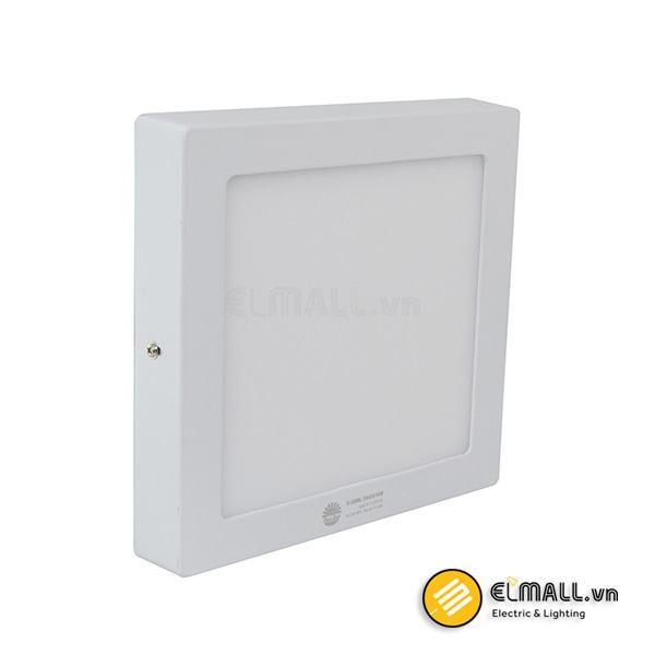 Đèn led ốp trần D LN08L 30×30/24W RAD Cảm biến Rạng Đông