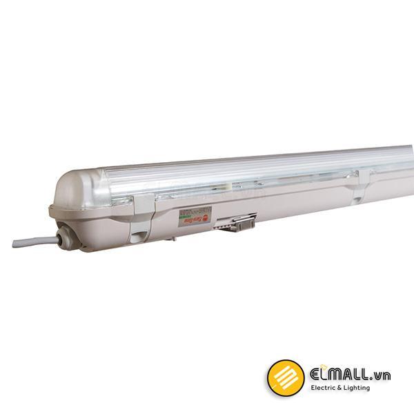 Bộ đèn led tuýp chống ẩm D LN CA01L/18Wx1W Rạng Đông