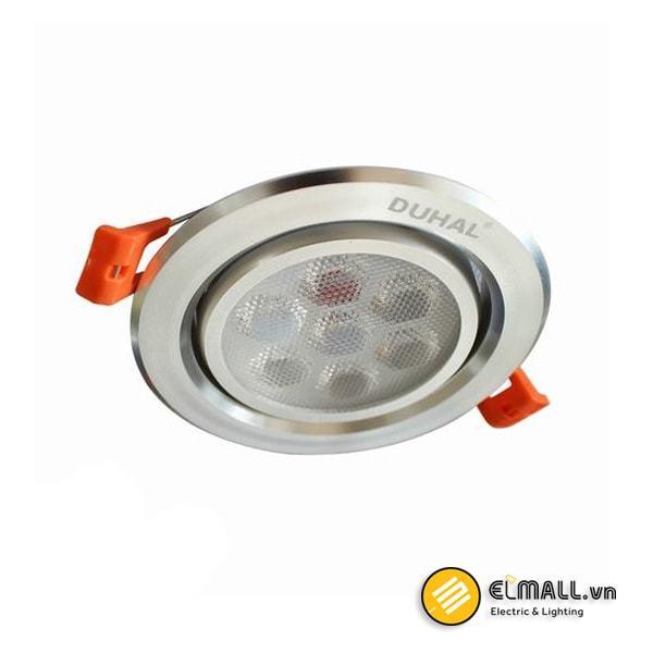 Đèn led âm trần 7W SDFA207 Duhal