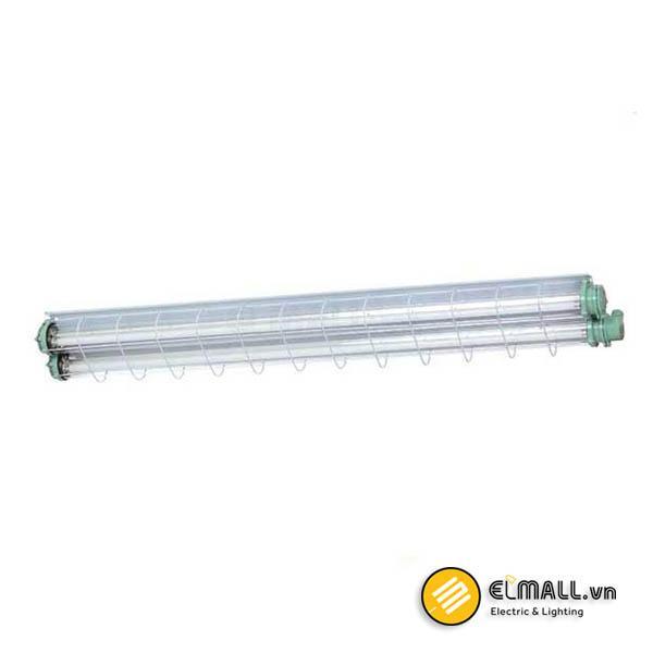 Đèn chống cháy nổ 2x18W LSC228 Duhal
