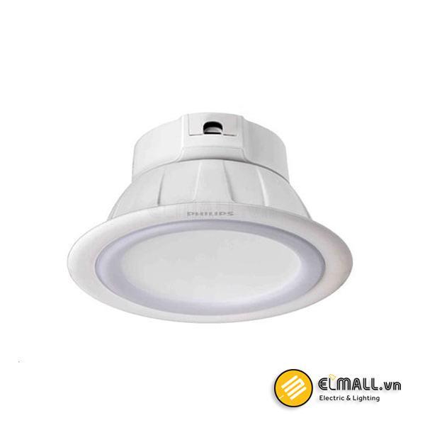 Đèn led âm trần 9W Smalu D125 59061 Philips