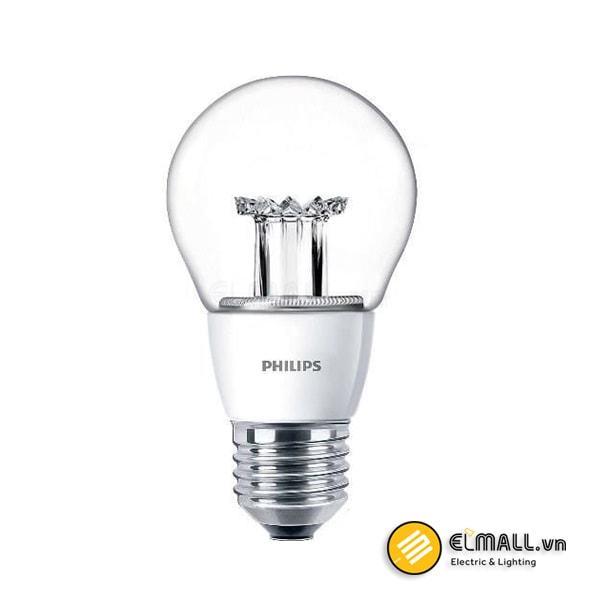 Bóng đèn led bulb 60W E27 A60 CL Masbb Philips