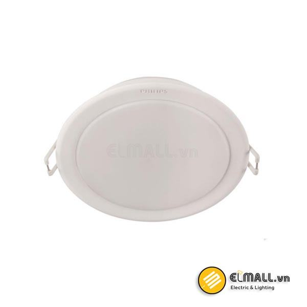 Đèn led âm trần 10W D125 MESON 59203 Philips