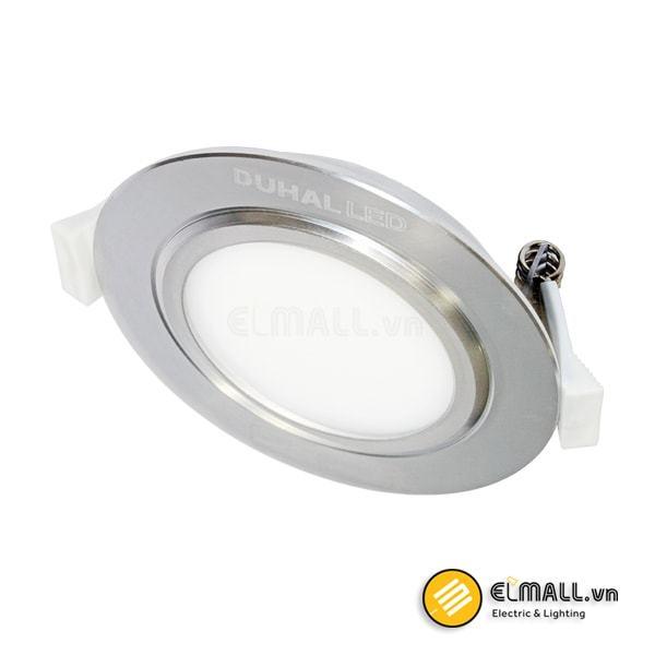 Đèn led âm trần 3W SDGD503 Duhal