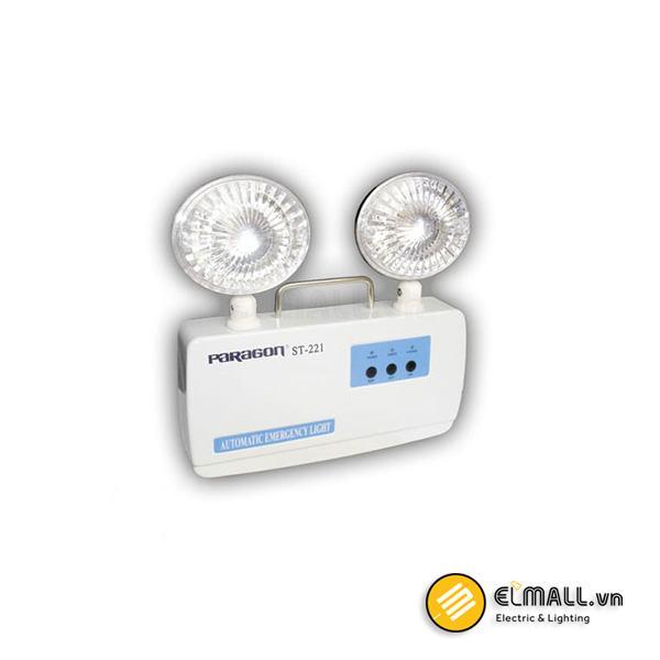 Đèn sạc khẩn cấp 2x3W PEMA25SW Paragon