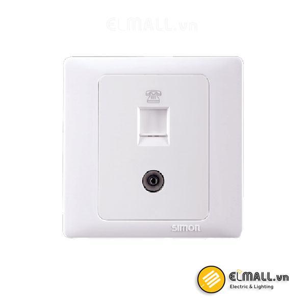 Chiết áp đèn sợi đốt 45E101 Series 50 Simon