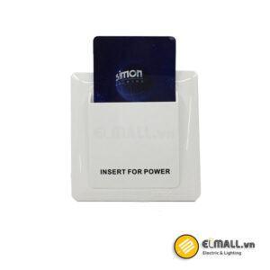 Công tắc thẻ từ IC 55503IC Series 50 Simon