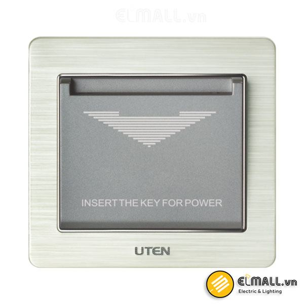 Bộ công tắc dùng thẻ Uten V6-G-1D/JD