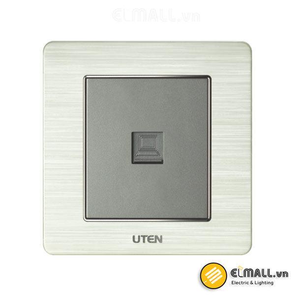 Bộ ổ cắm đơn mạng Uten V6-G-1PC