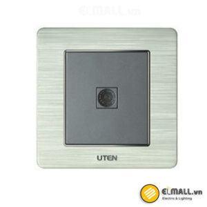 Bộ ổ cắm đơn tivi Uten V6-G-1TV