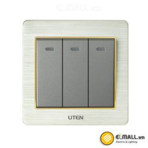 Bộ công tắc ba 2 chiều Uten V6-PGK32