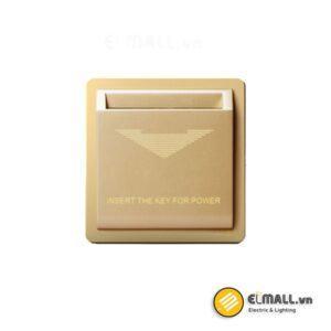 Bộ công tắc dùng thẻ 30A Uten Q7-1D/J