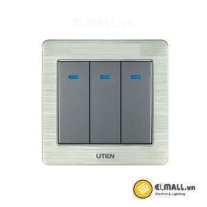 Bộ công tắc ba 2 chiều Uten V6-VGK32