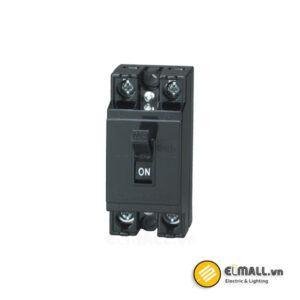 MCB 2P 6A - 40A 1kA/1.5kA 240VAC Panasonic