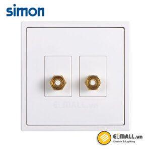 Module ổ cắm loa 705401 Series i7 Simon