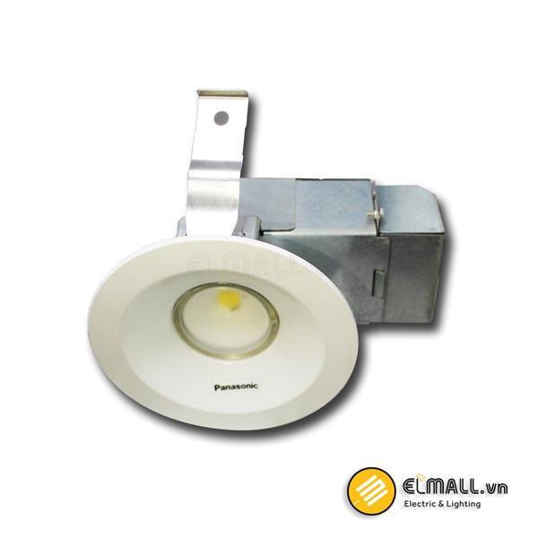 Đèn led âm trần 5.5W/8.6W chống ẩm One-Core Panasonic