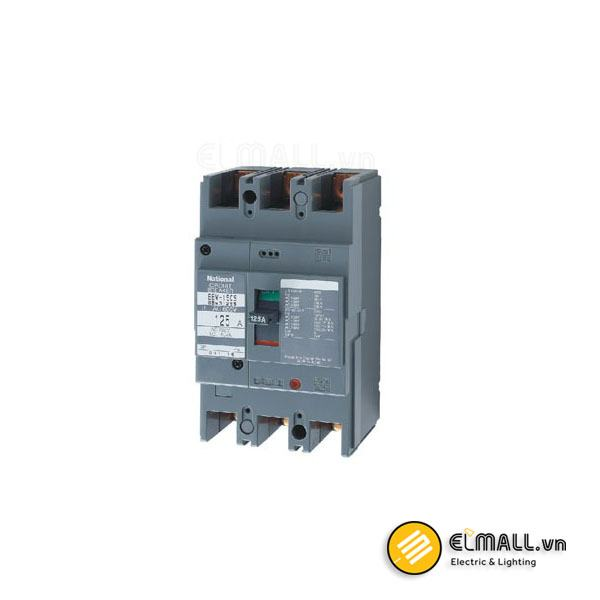 MCCB 3P 150A 50kA 415VAC BBW3150SKY Panasonic