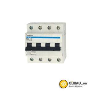 MCB 4P C Curve 50A/63A 415VAC 6kA Panasonic