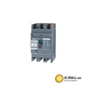 MCCB 3P 75A/100A 50kA 200VAC/415VAC Panasonic