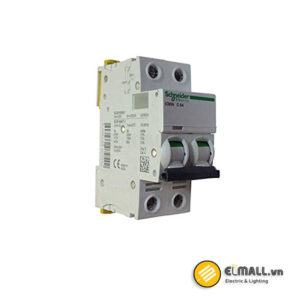 iC60N MCB 2P 6kA 6A-63A Acti9 Schneider