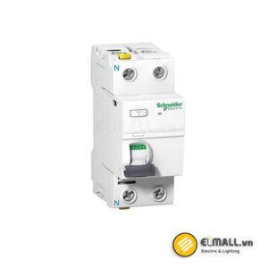 RCCB iLD - 100mA 2P 40A - 100A Acti9 Schneider