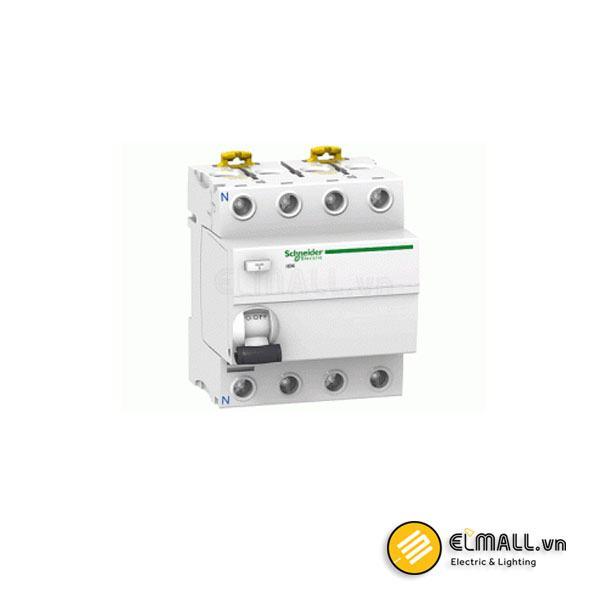 RCBO – 1P+N 6kA 30mA 6A – 40A Acti9 Schneider