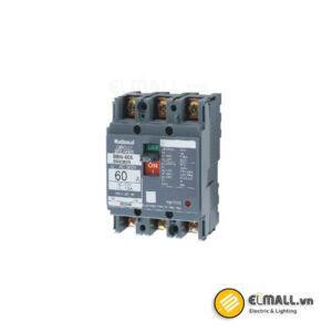 MCCB 3P 40A/50A 10kA/2.5kA 200VAC/415VAC Panasonic