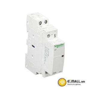 Contactor ICT 2P 1NO+1NC A9C22715 Acti9 Schneider