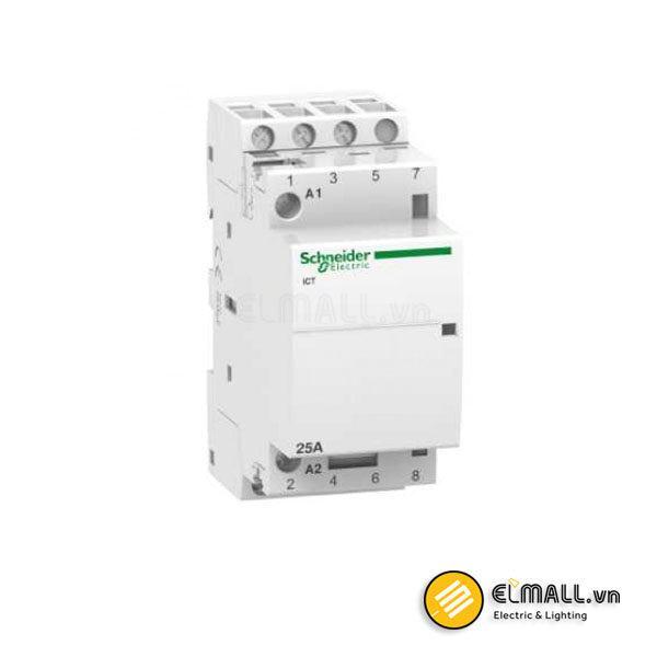 Contactor ICT 4P 4NC A9C20837 Acti9 Schneider